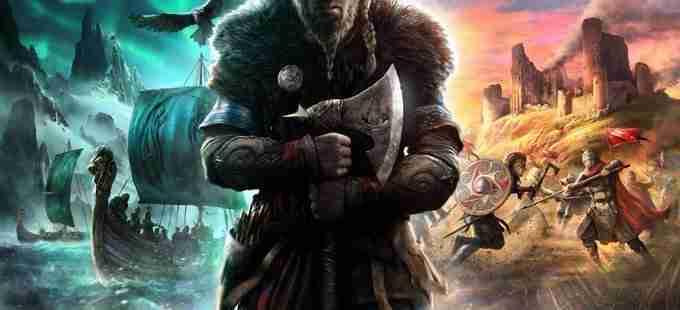 Assassin's Creed Valhalla Concept Art