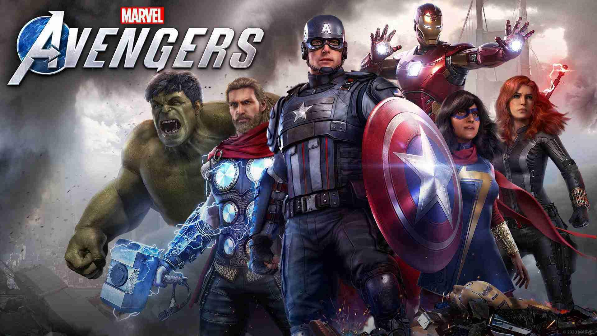 Third Marvel's Avengers War Table