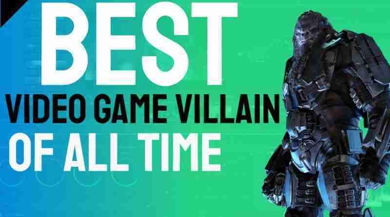 video game villain