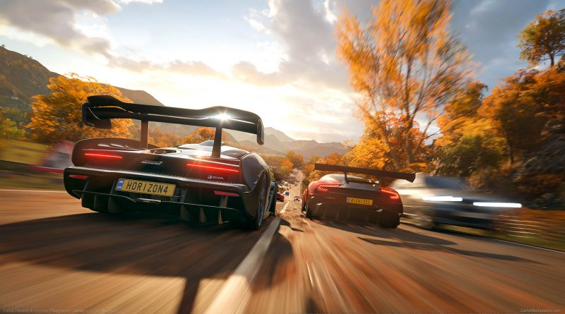 Forza Bans Confederate Flag