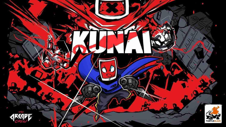 Kunai Key Art