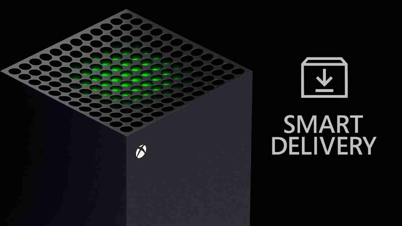 Xbox Smart Delivery Icon