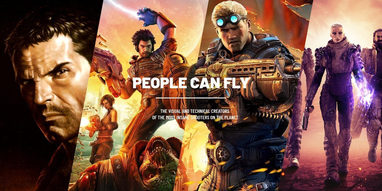 People Can Fly New AAA Title