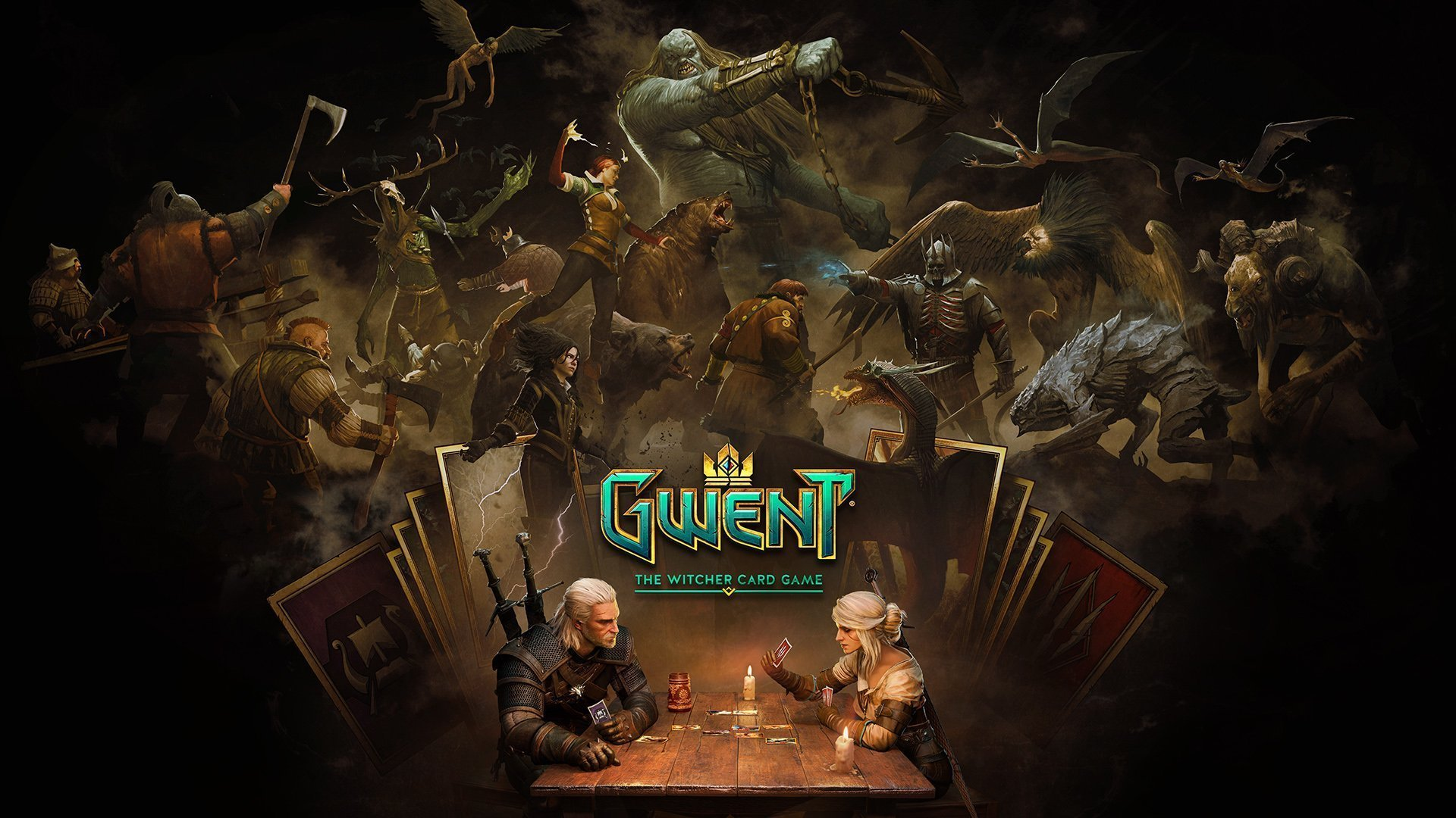 Master Mirror Expansion Live For Gwent Lv1 Gaming