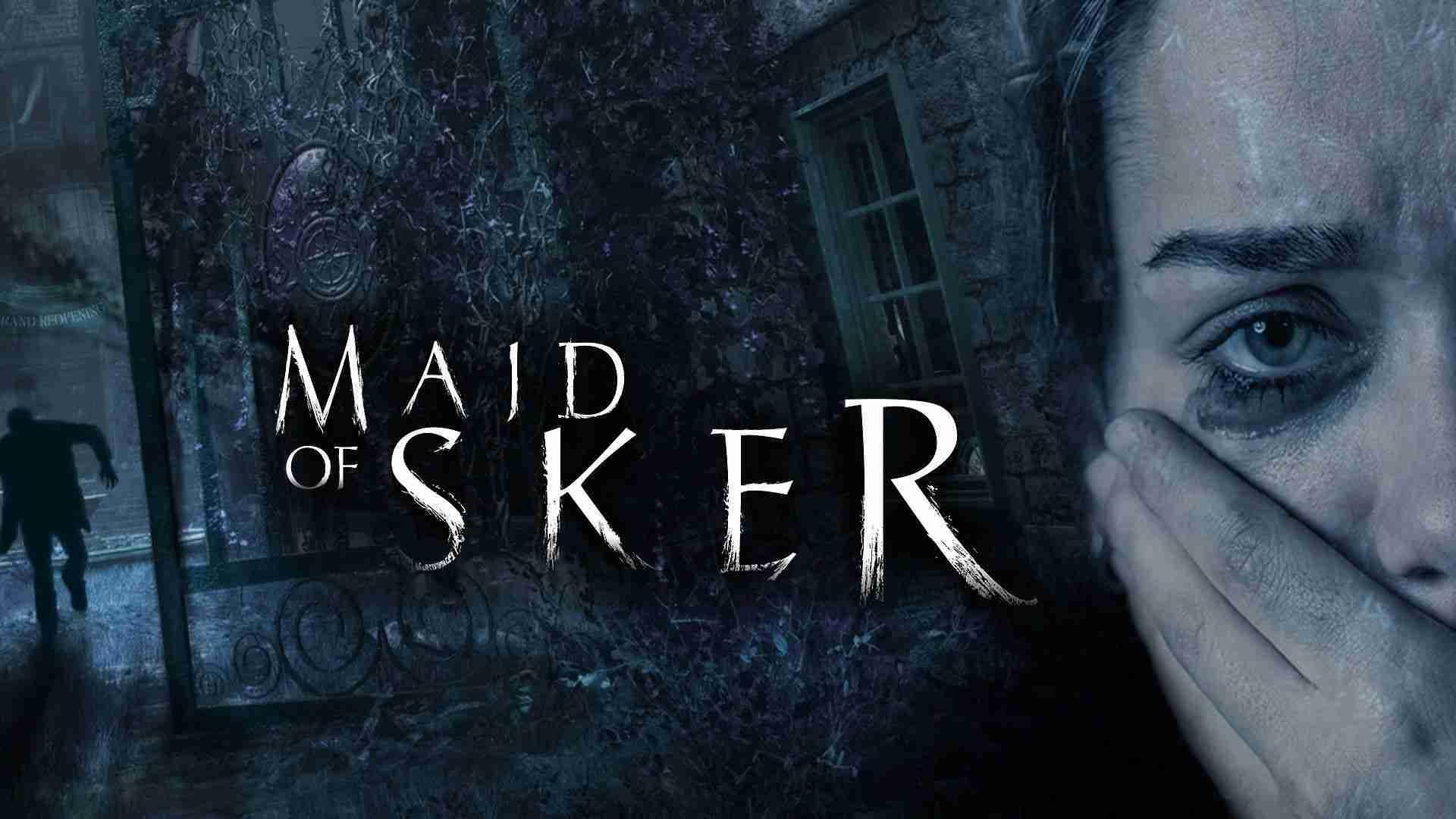 Survival Horror Game Maid of Sker