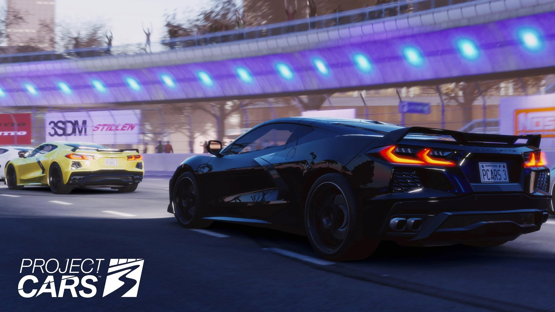 Project Cars 3 Pre-Orders