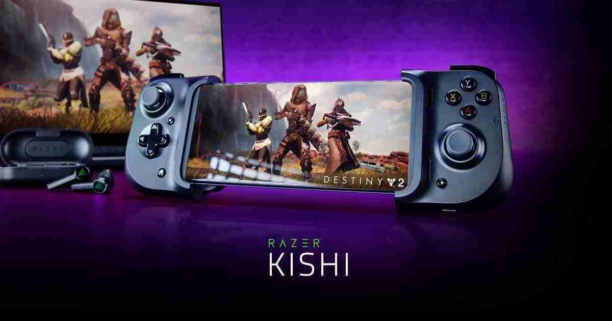 Razer Kishi Universal Mobile Gaming