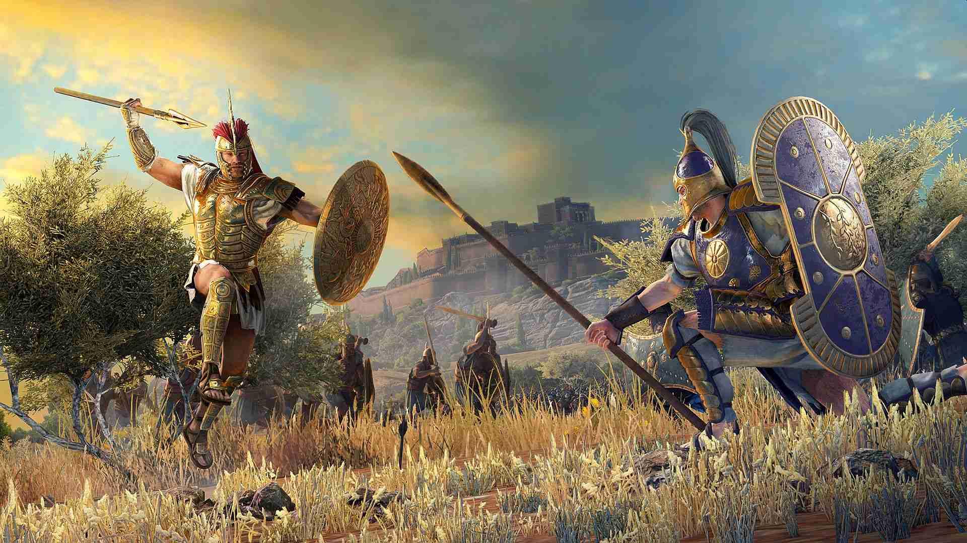 A Total War Saga: Troy free