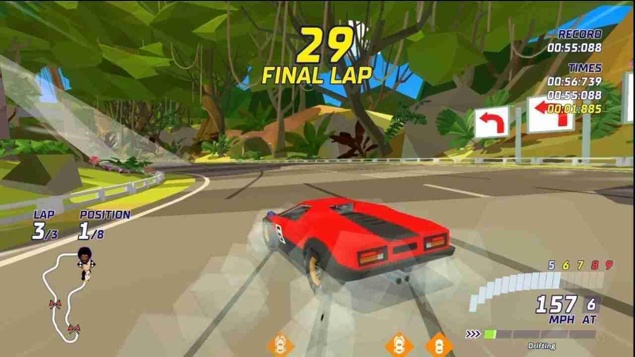 Hotshot Racing Review Arcade