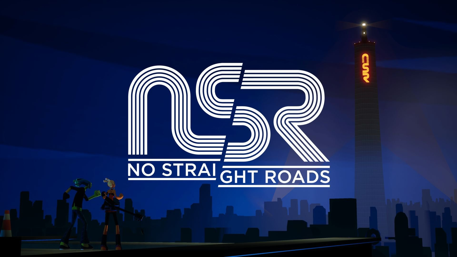No Straight Roads - Featured Image