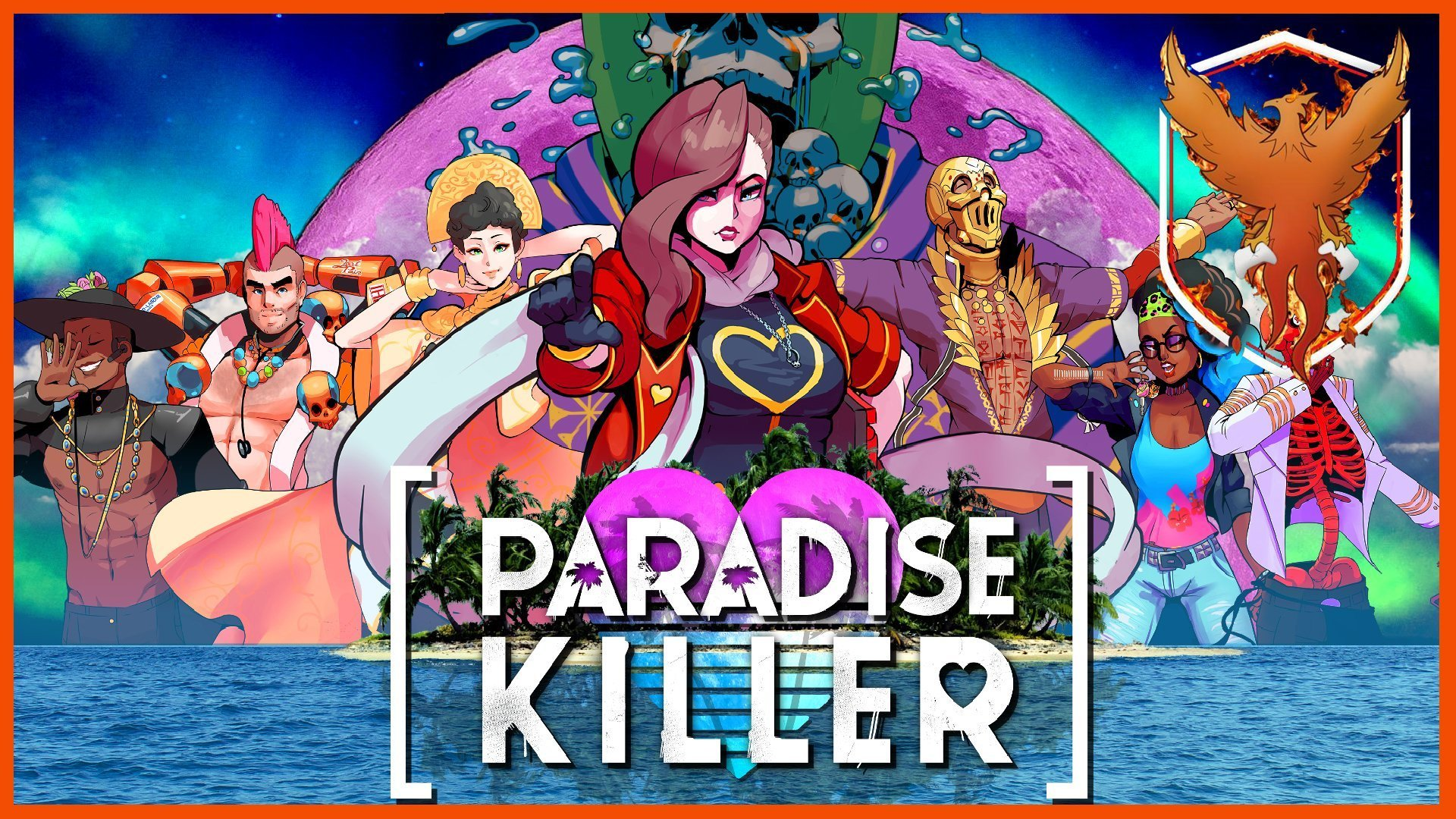 Paradise Killer Review