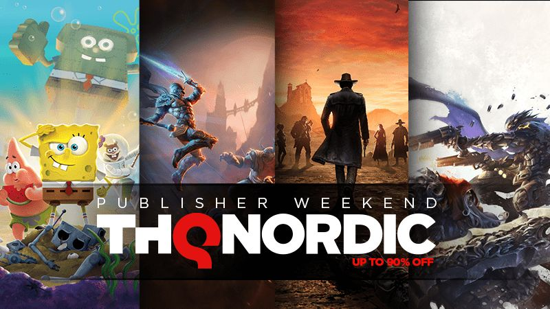 THQ Publisher Sale