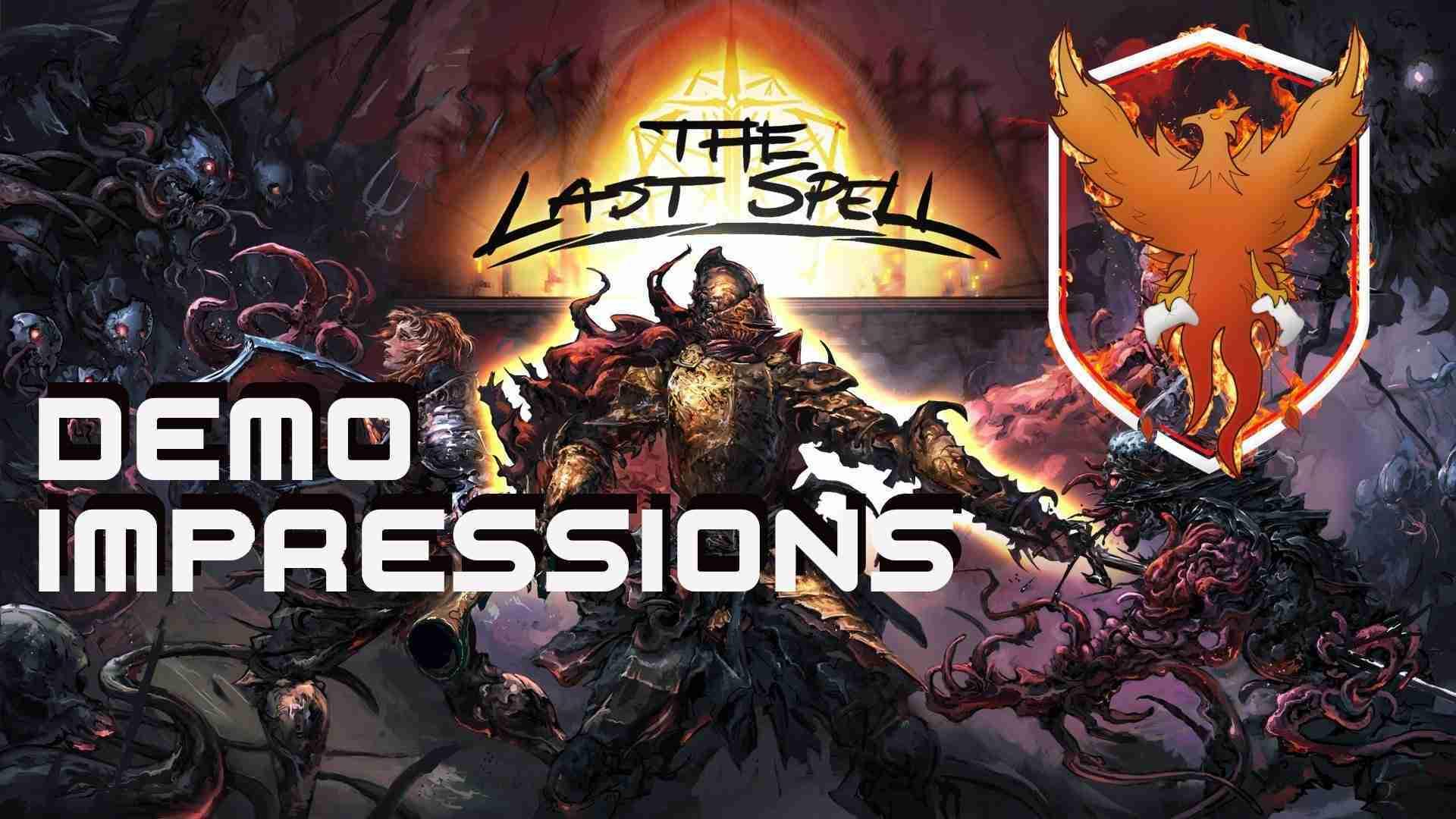 The Last Spell Pre Alpha