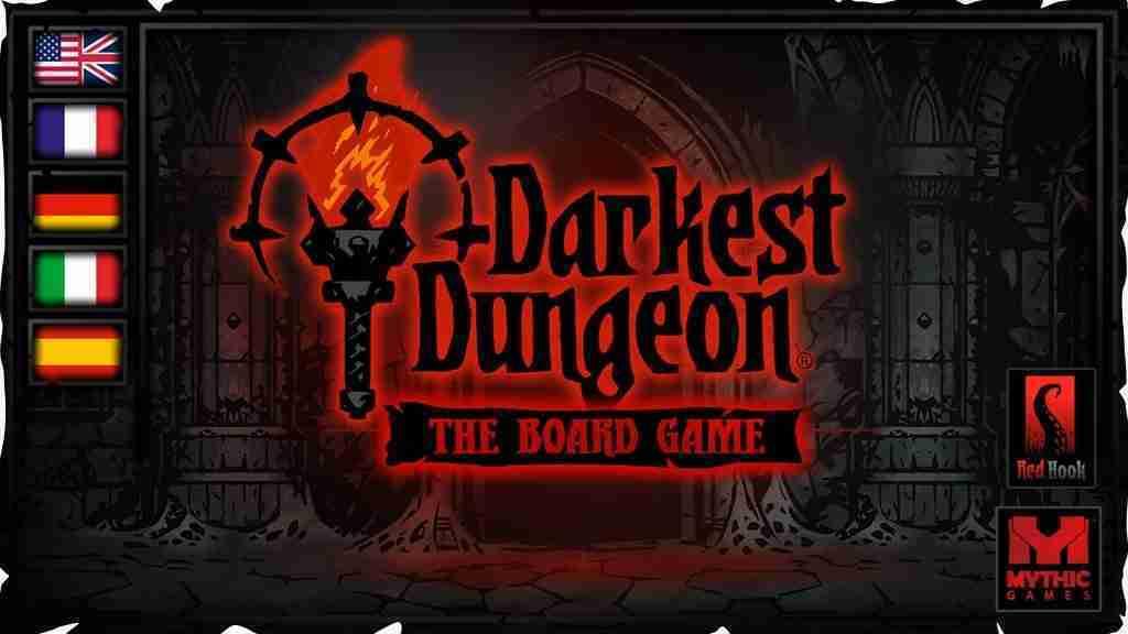 Darkest Dungeon: The Board Game