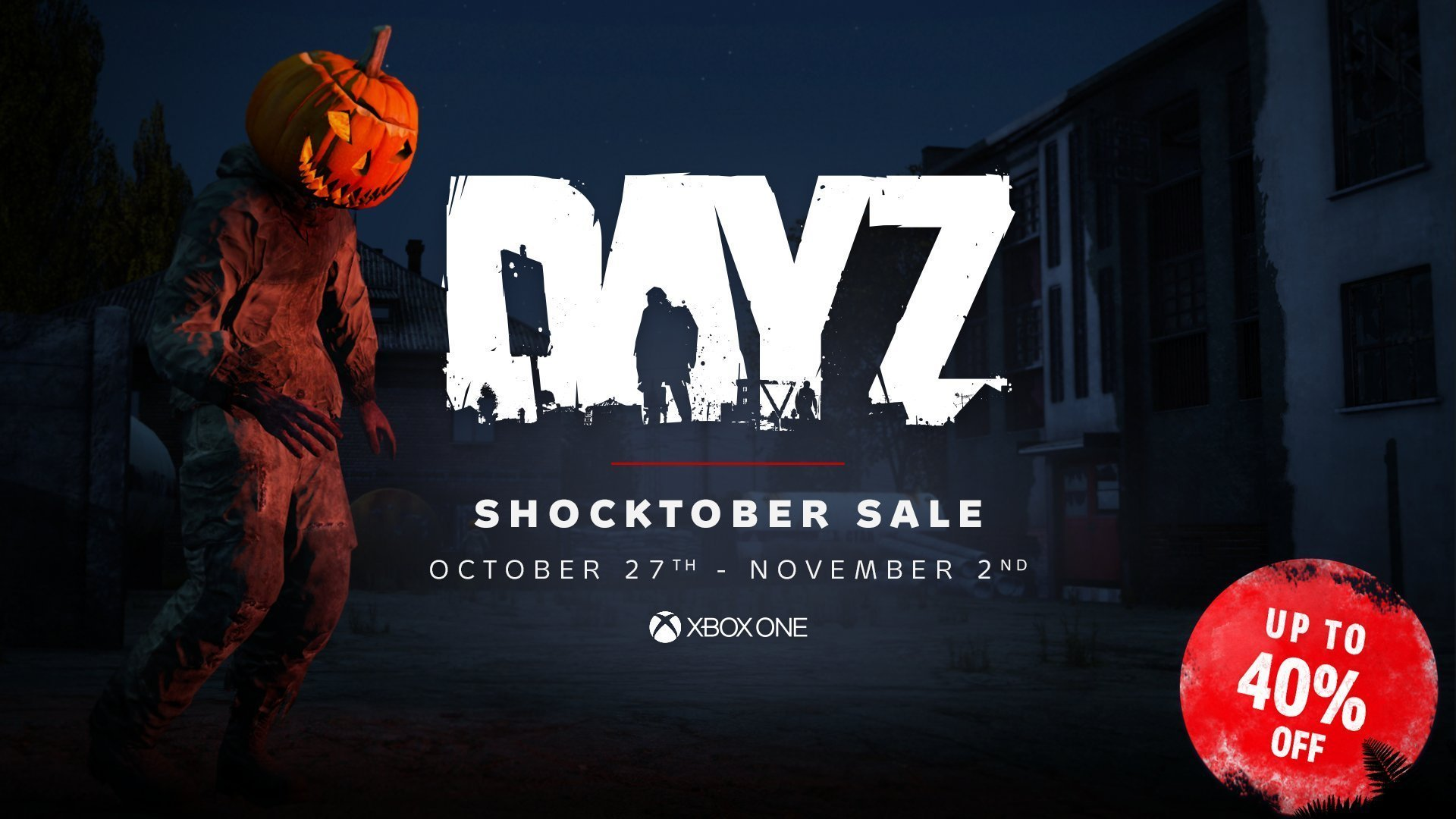 DayZ Halloween Event
