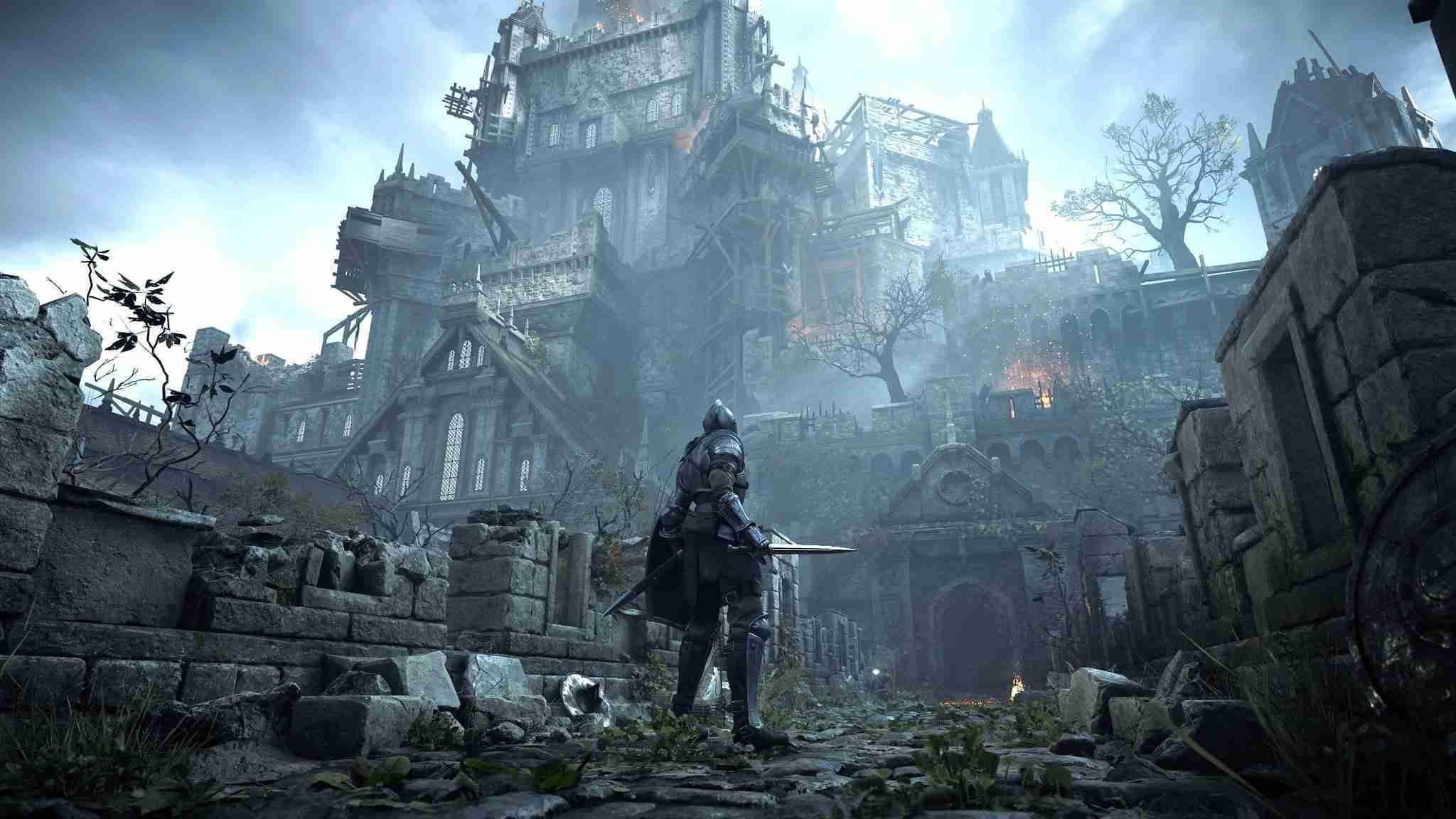 Demon's Souls Details Performance Modes