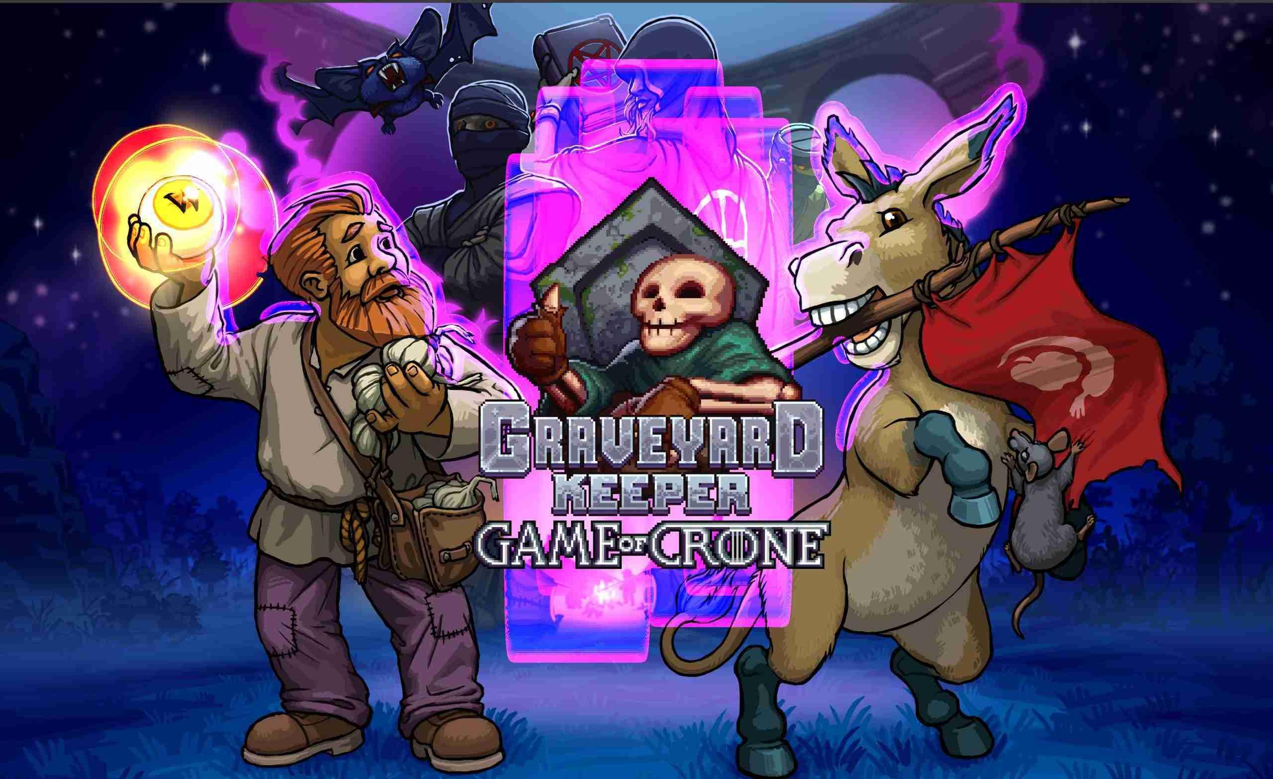 Graveyard Keeper -- Game of Crone