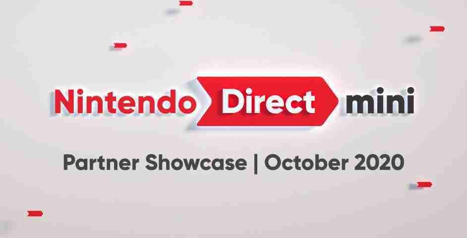 Nintendo Direct Mini: Partner Showcase