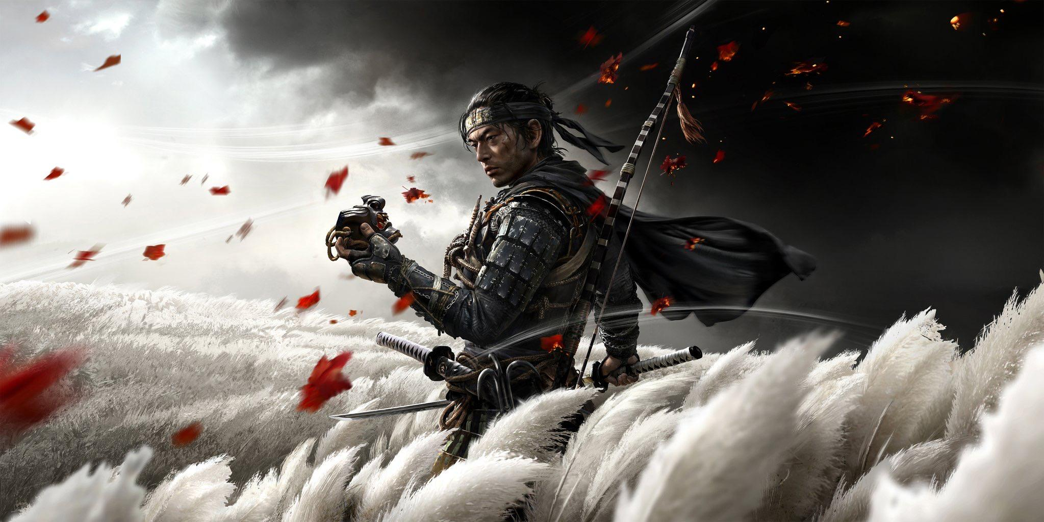 Ghost of Tsushima Sales