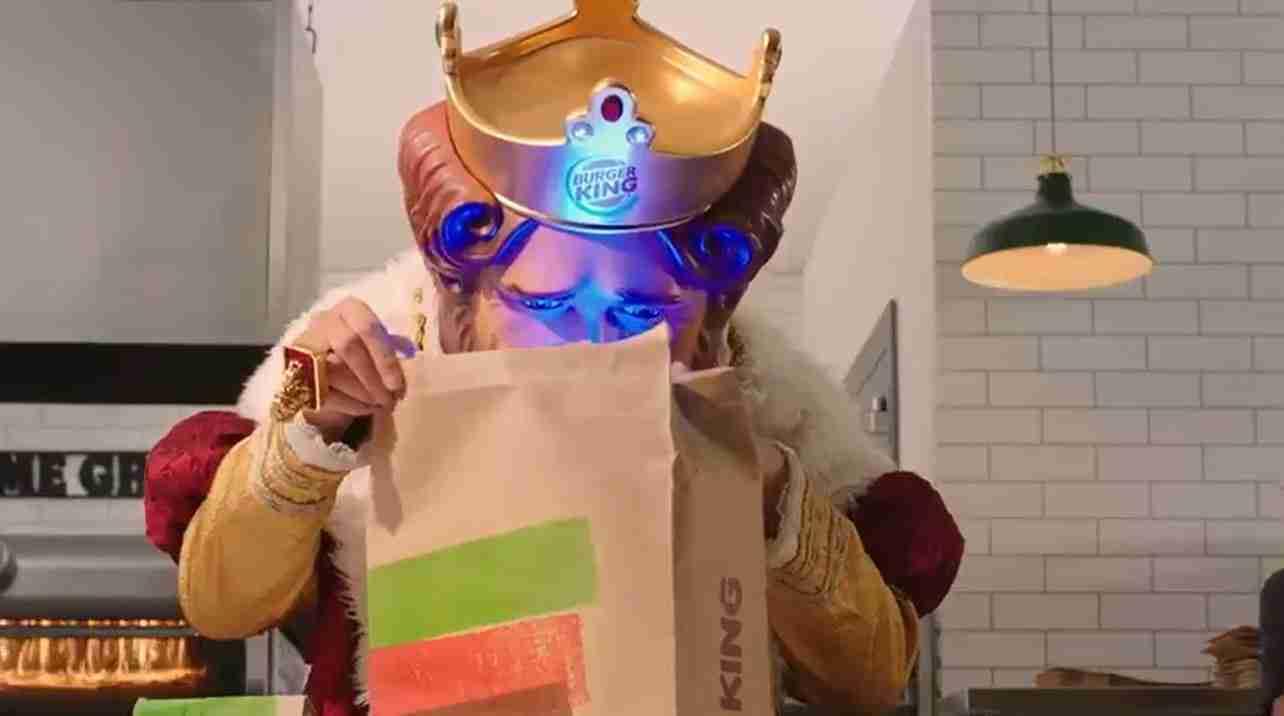 Burger King PlayStation 5 Promotion