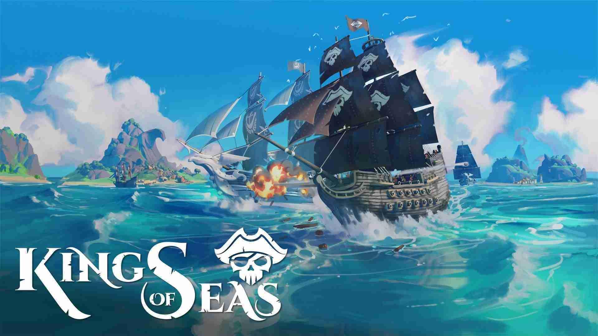 Action RPG King of Seas