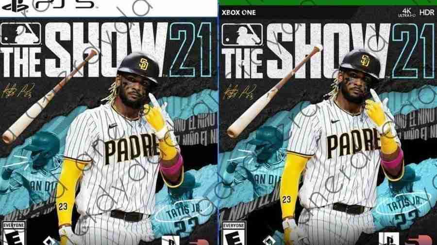 MLB The Show 2021 Xbox