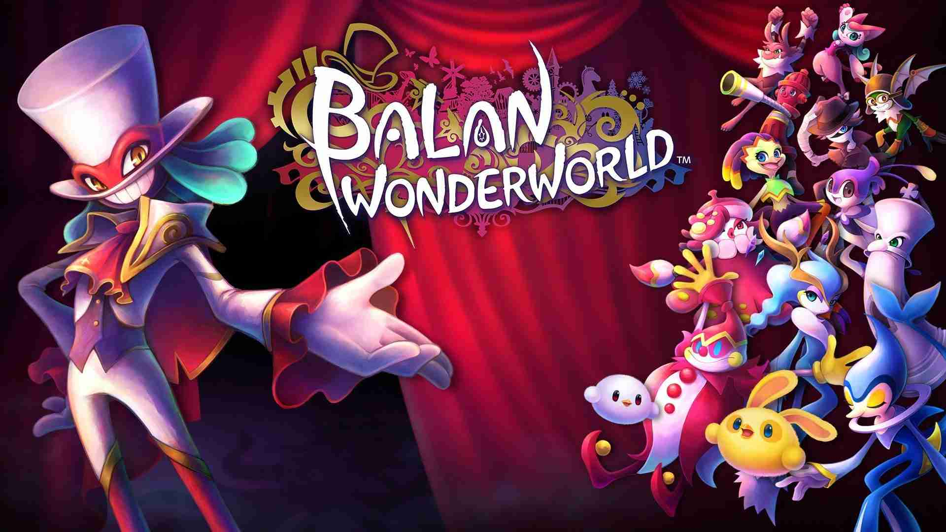 free Balan Wonderworld demo