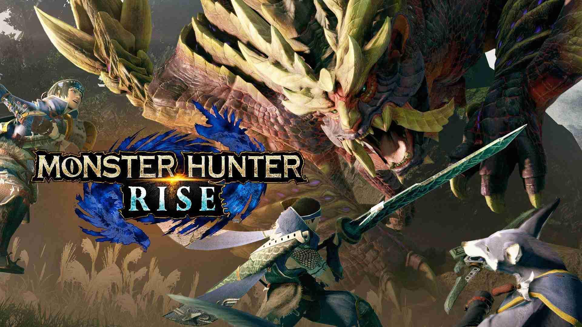 Monster Hunter Rise Free Demo