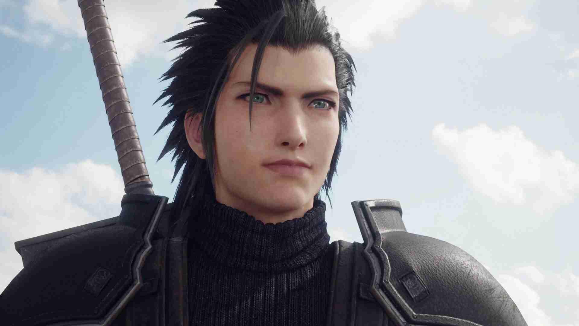 Zack Final Fantasy VII Remake