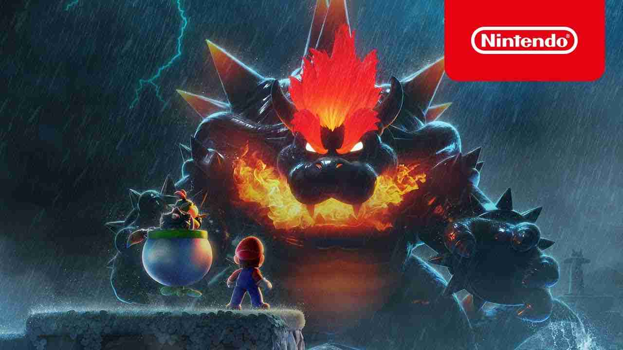 Bowser's Fury Trailer
