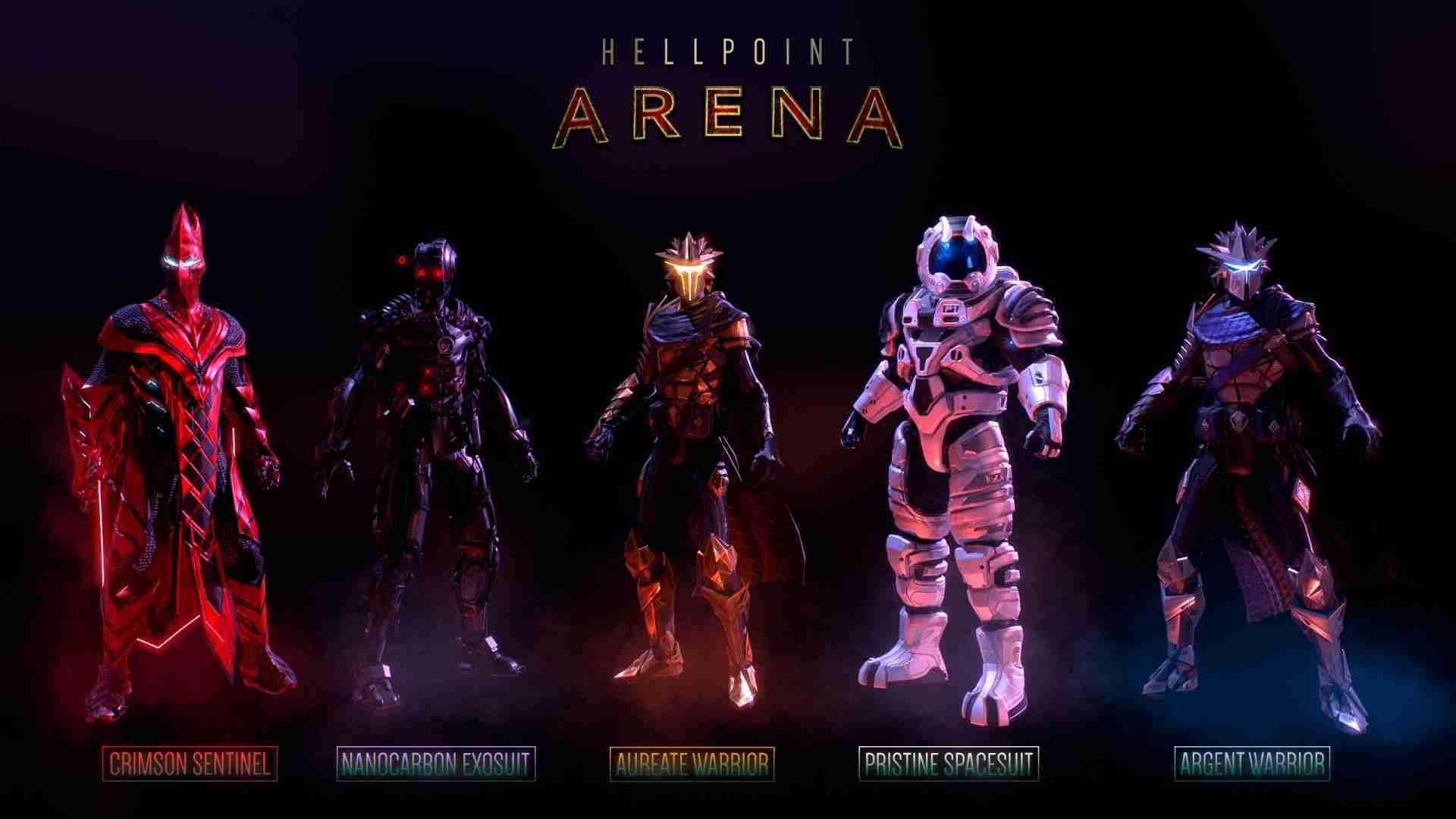 Hellpoint: Arena