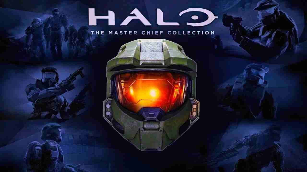 Halo Master Chief Collection On Ps5
