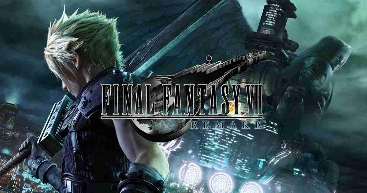 Final Fantasy 7 Remake For Xbox