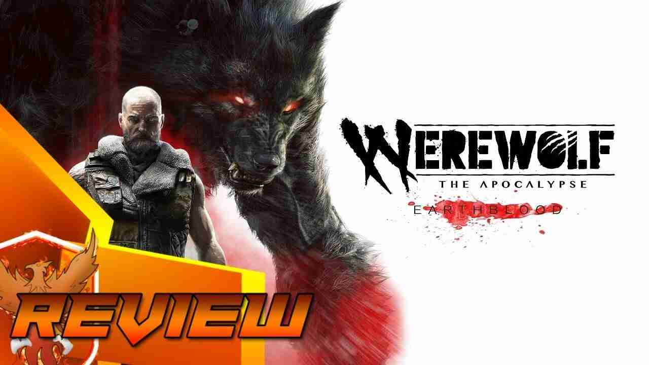 Werewolf The Apocalypse Earthblood Review