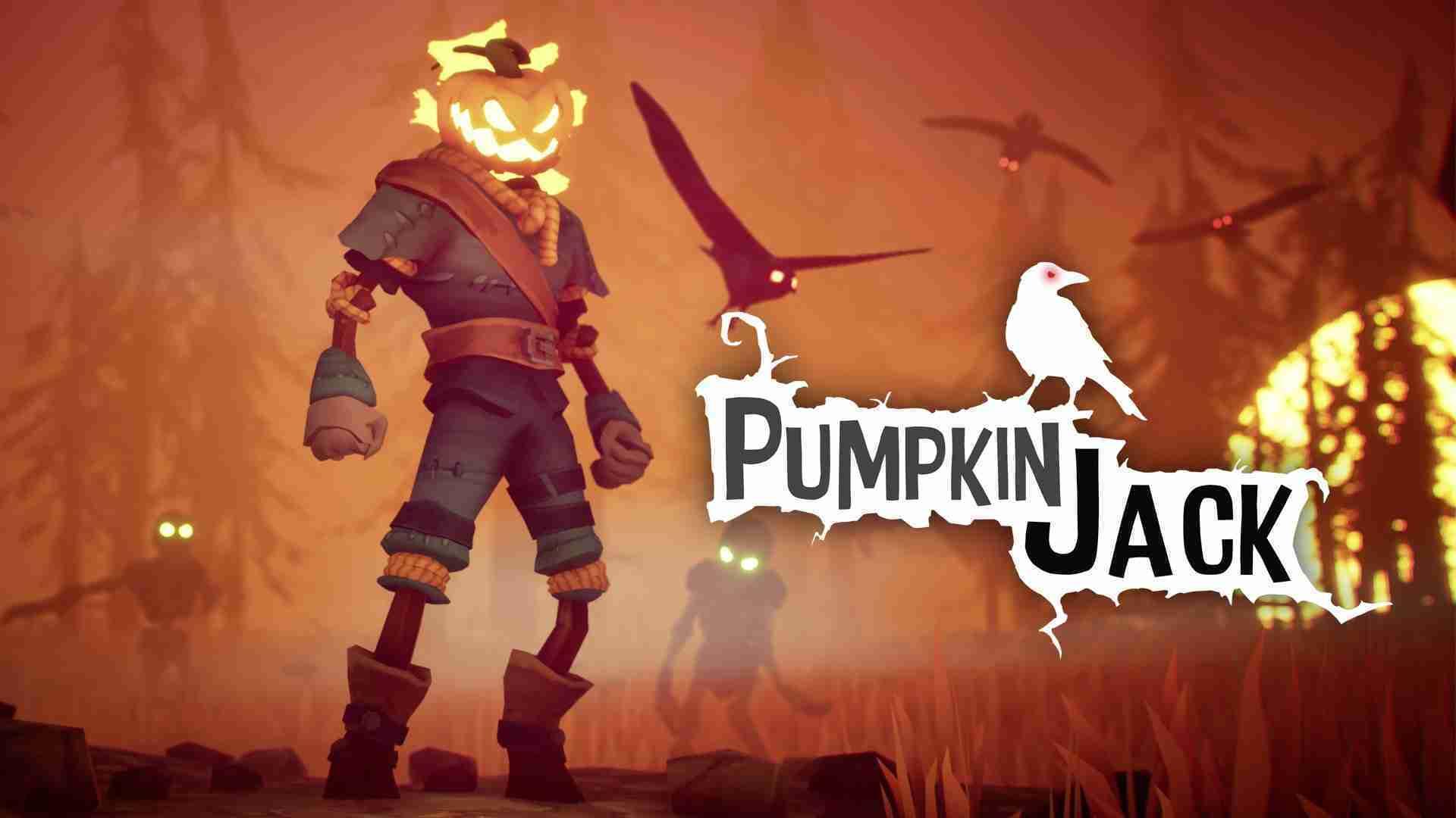 Pumpkin Jack Coming