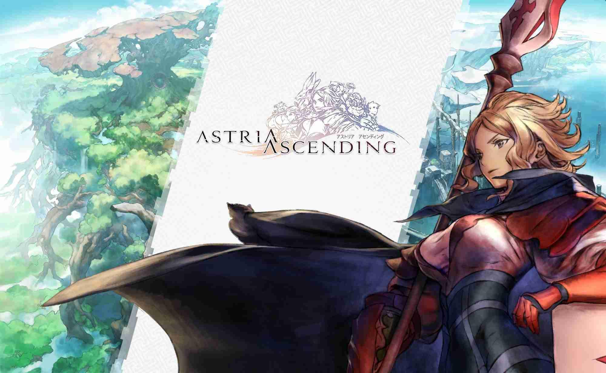 JRPG Astria Ascending