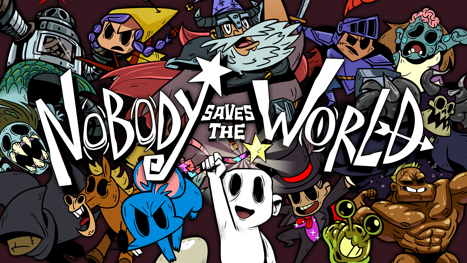 Drinkbox Studios' Nobody Saves the World