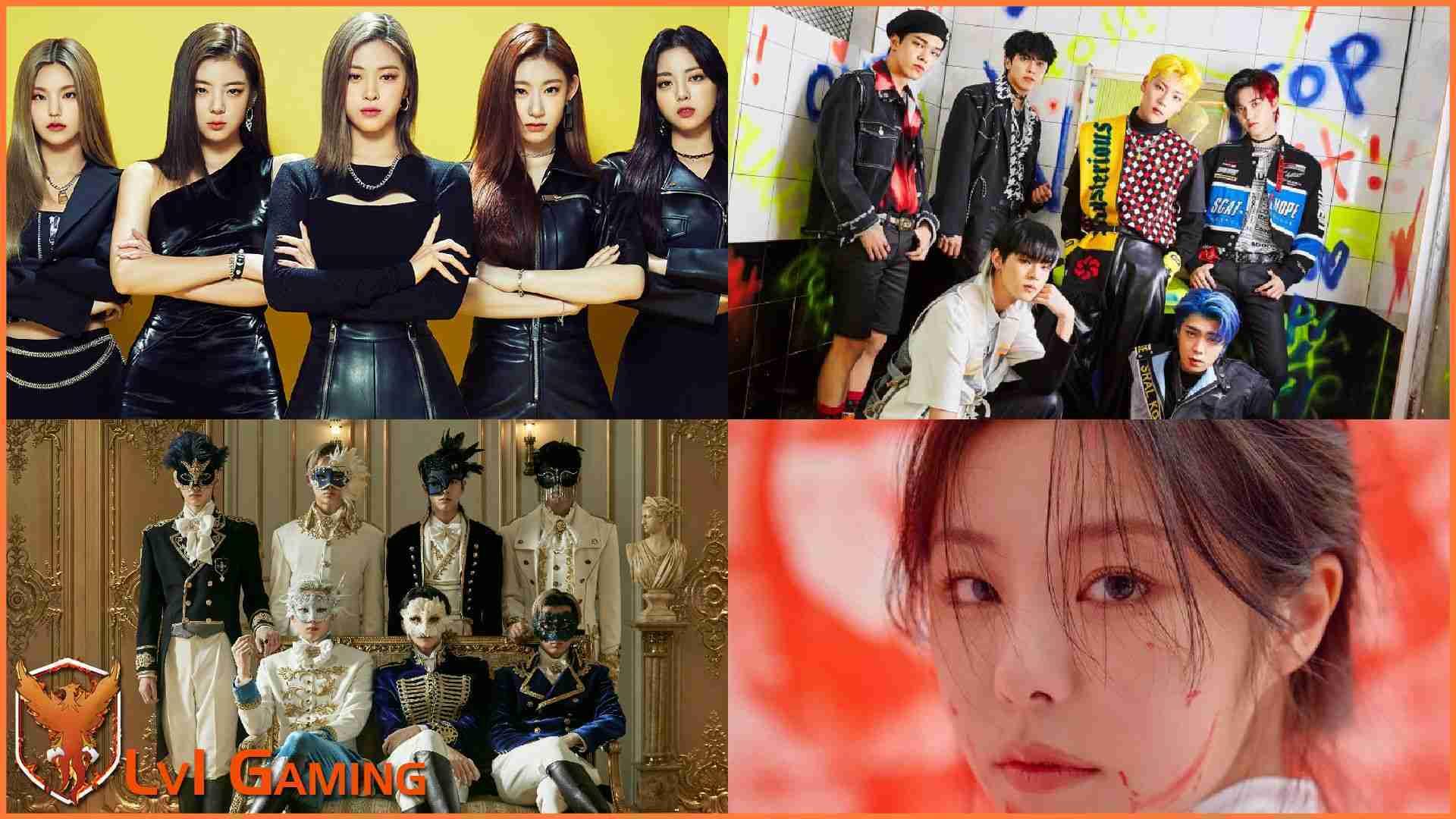 k-pop comebacks