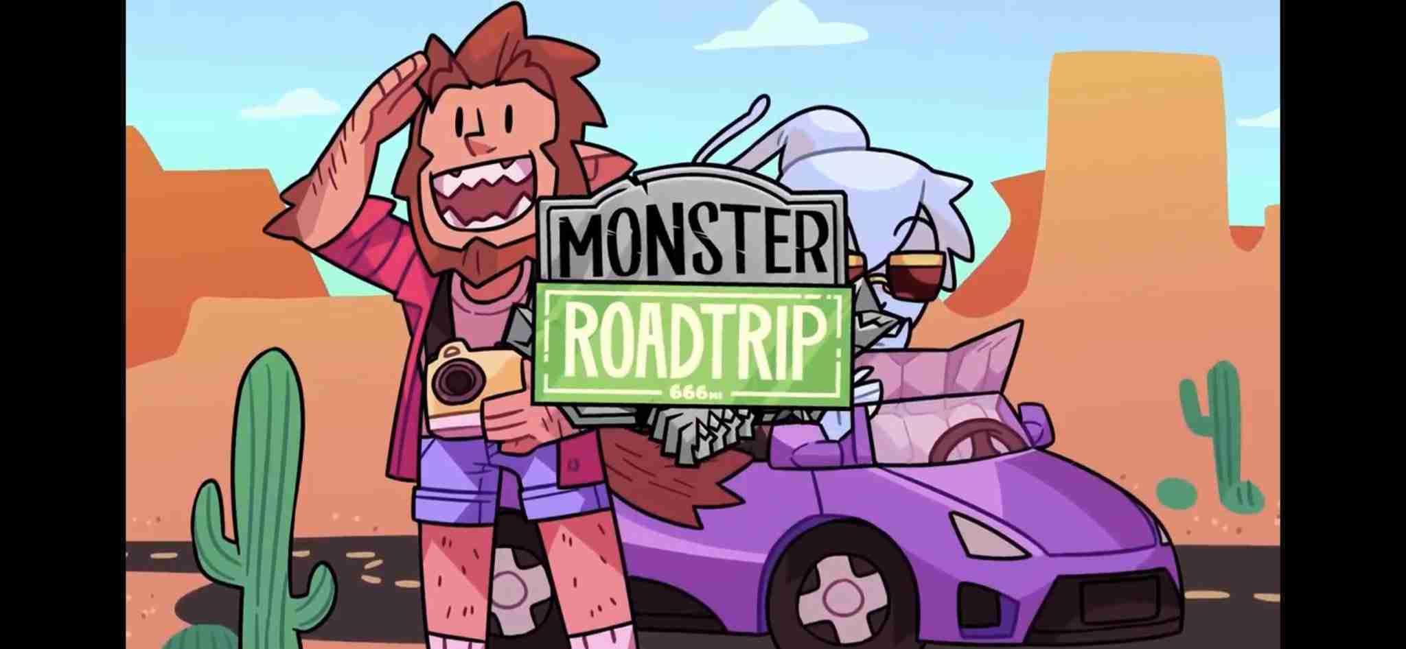 Monster Roadtrip: A Roadmap