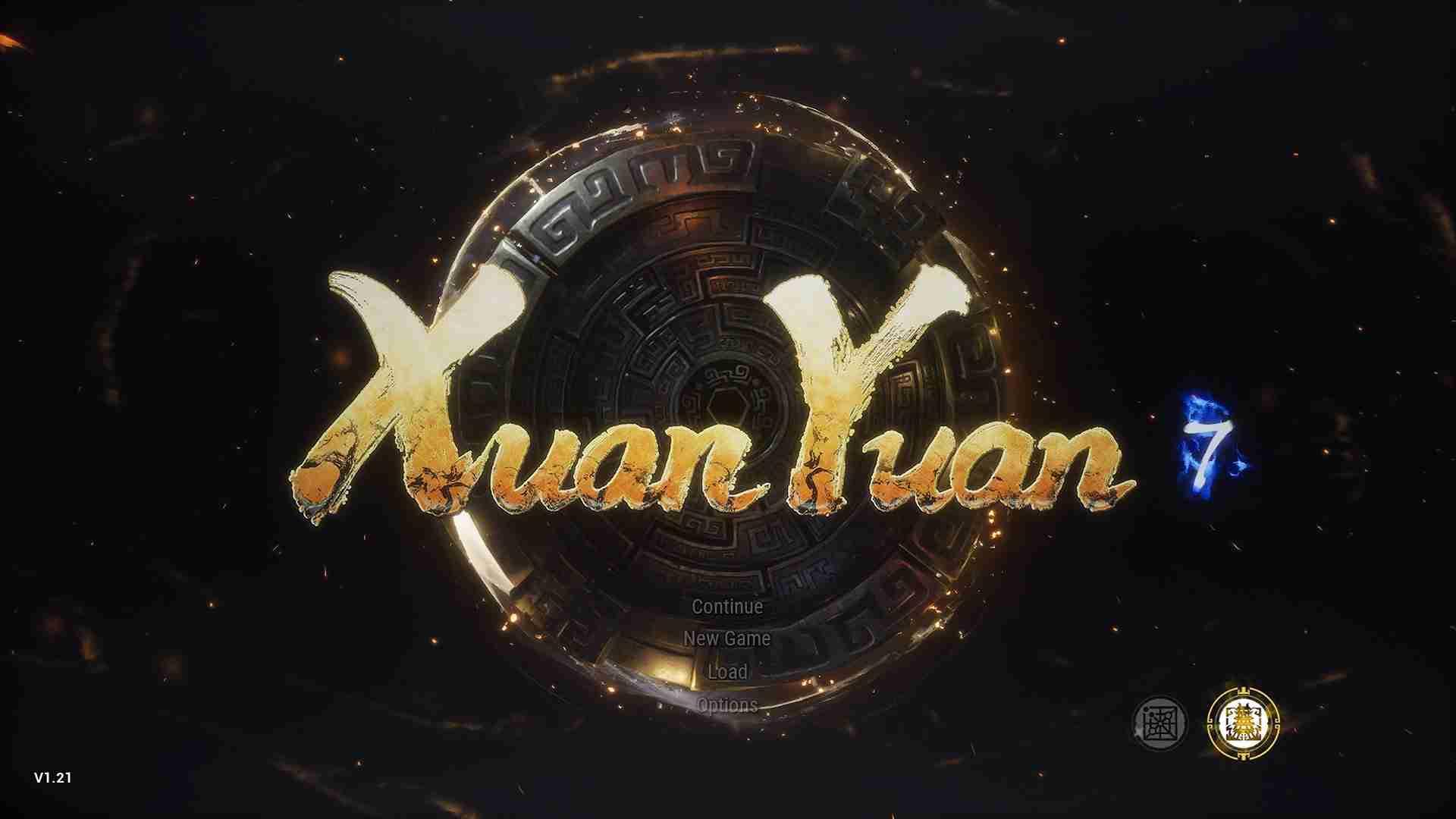 Xuan Yuan Sword 7