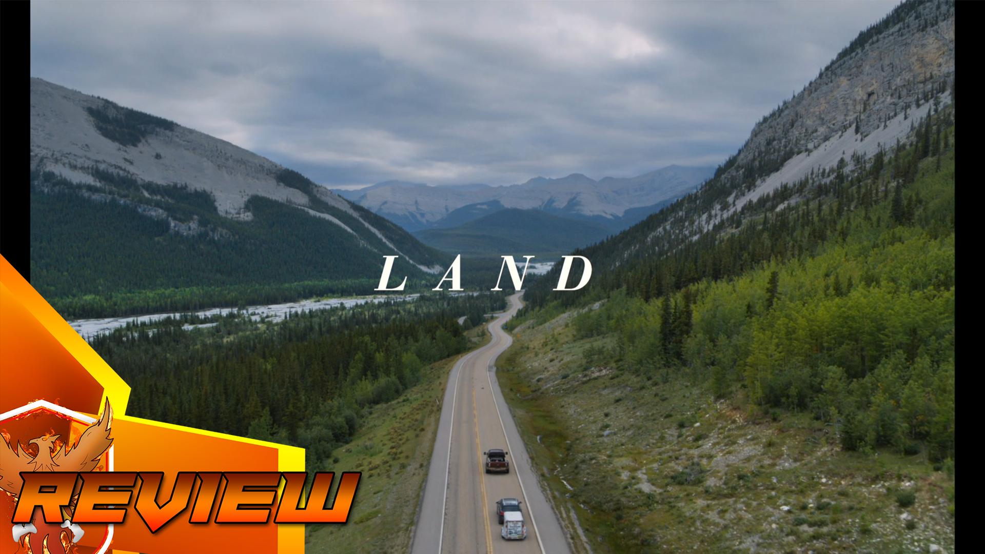 land intro image