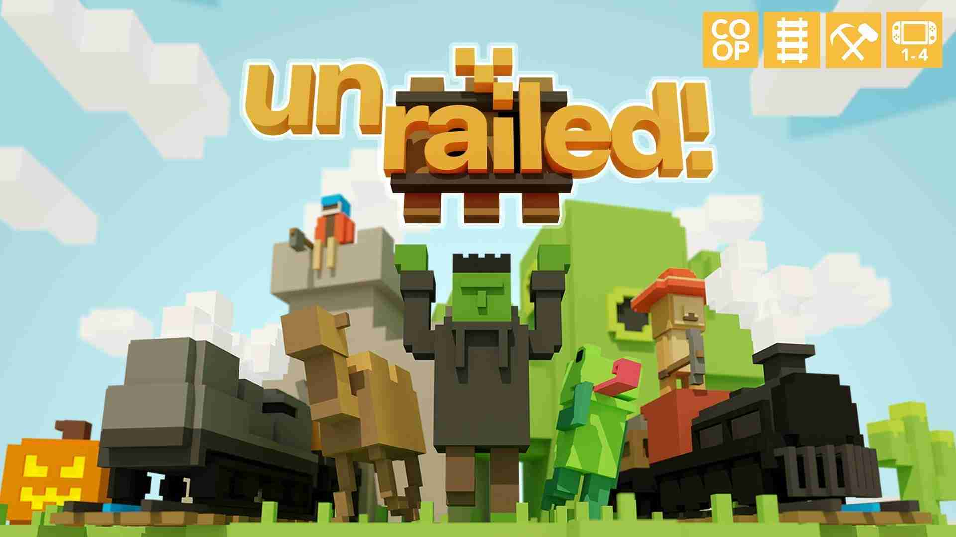 Unrailed! Is Getting A