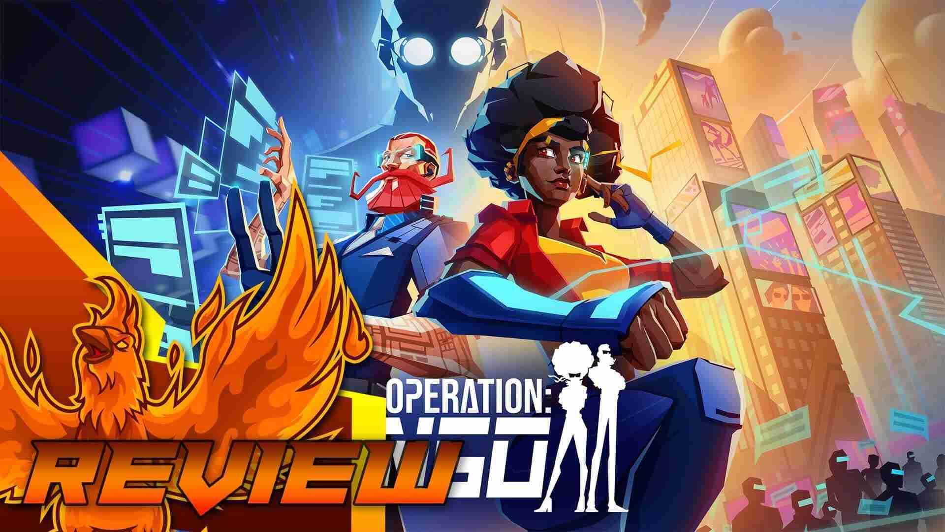 Operation: Tango Review
