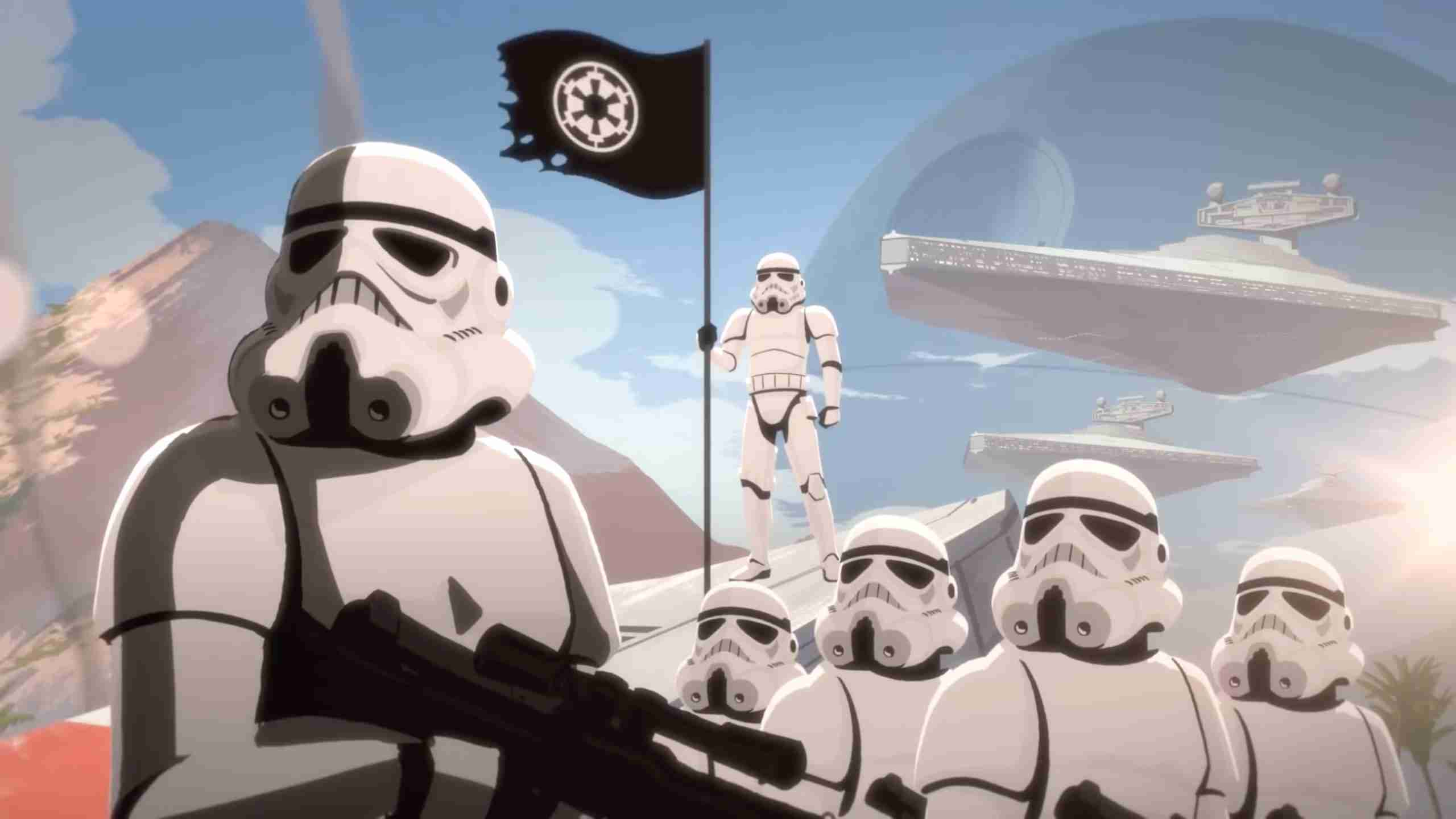 Why The Empire Was A Good Thing For The Star Wars Galaxy