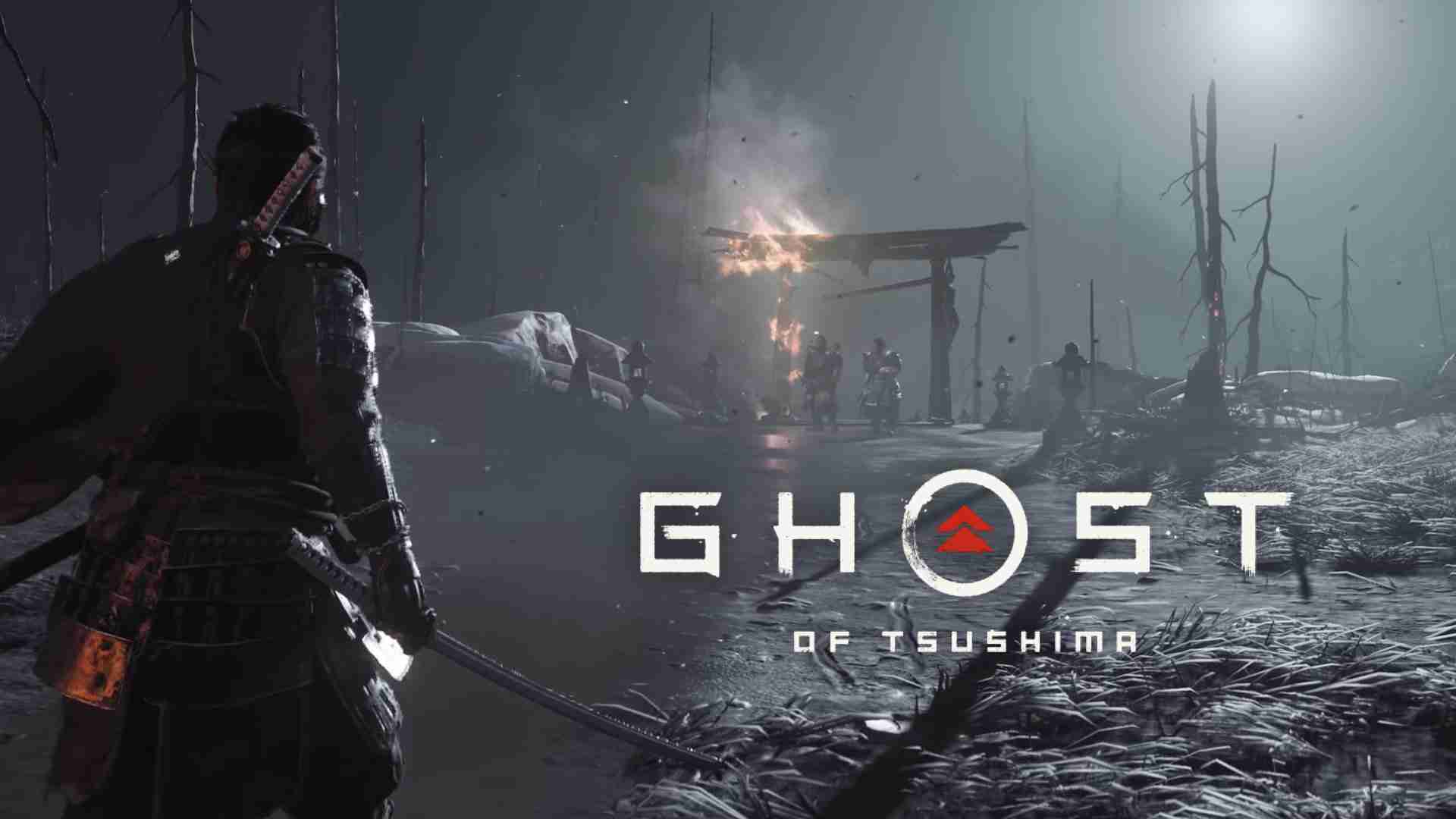 Ghost of Tsushima On Pc