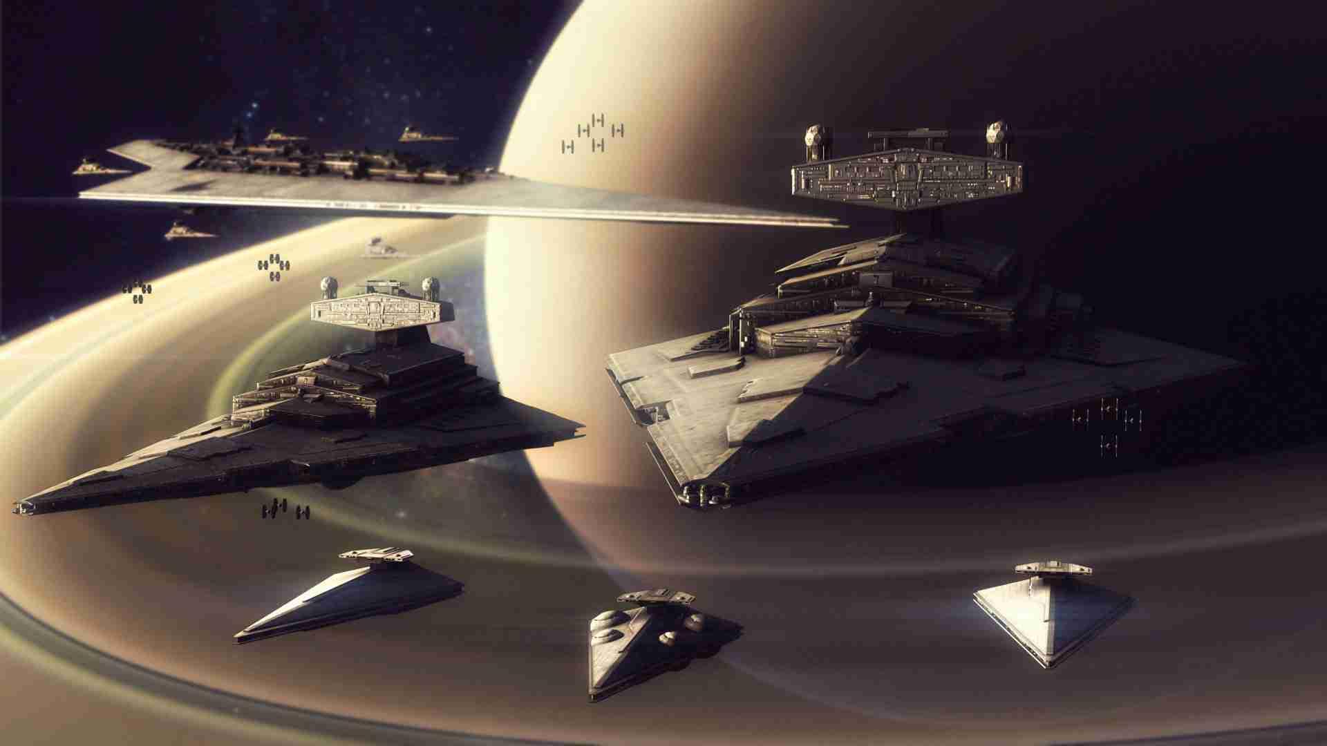 How To Build A Balanced Fleet in Star Wars