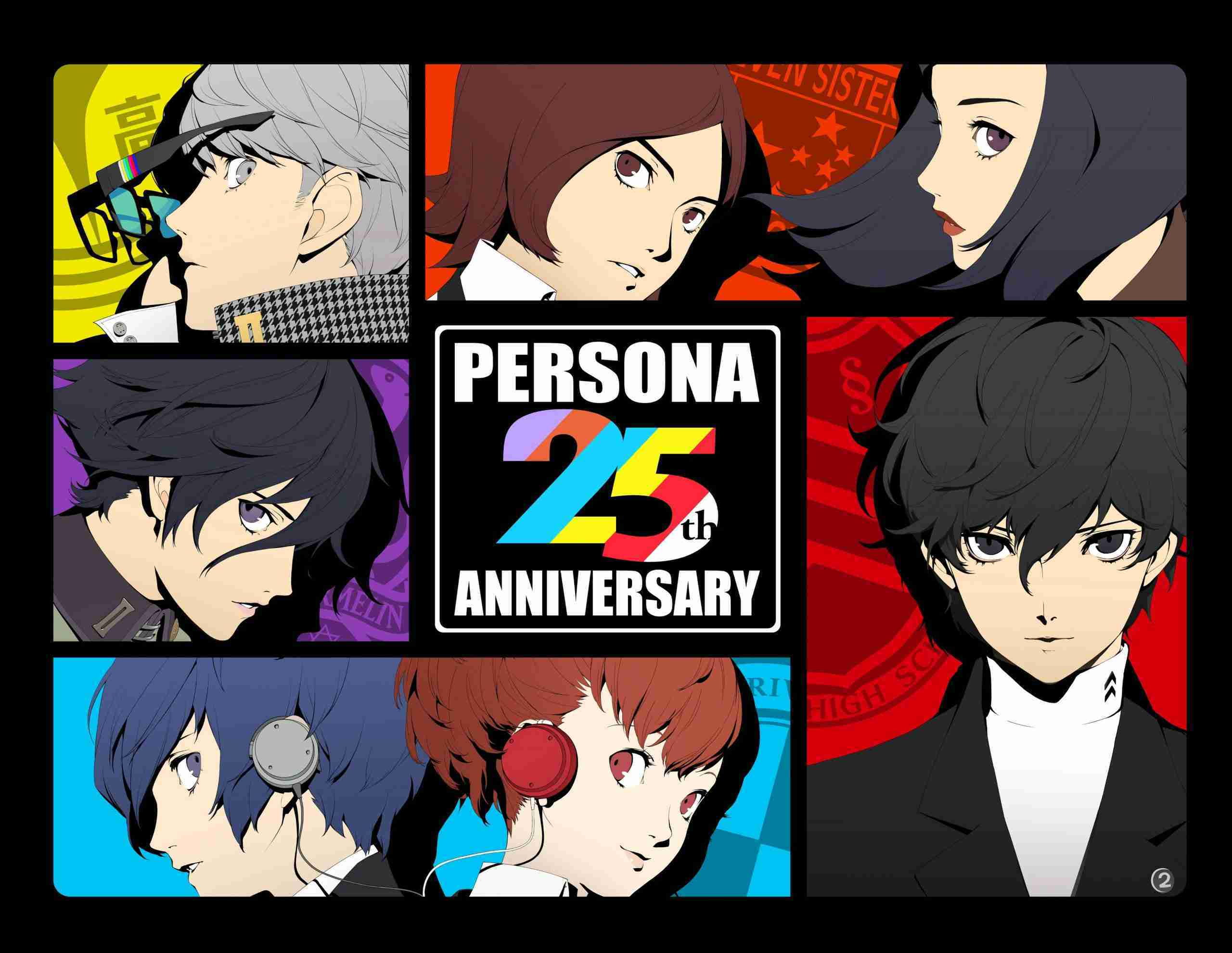 Persona 25th Anniversary