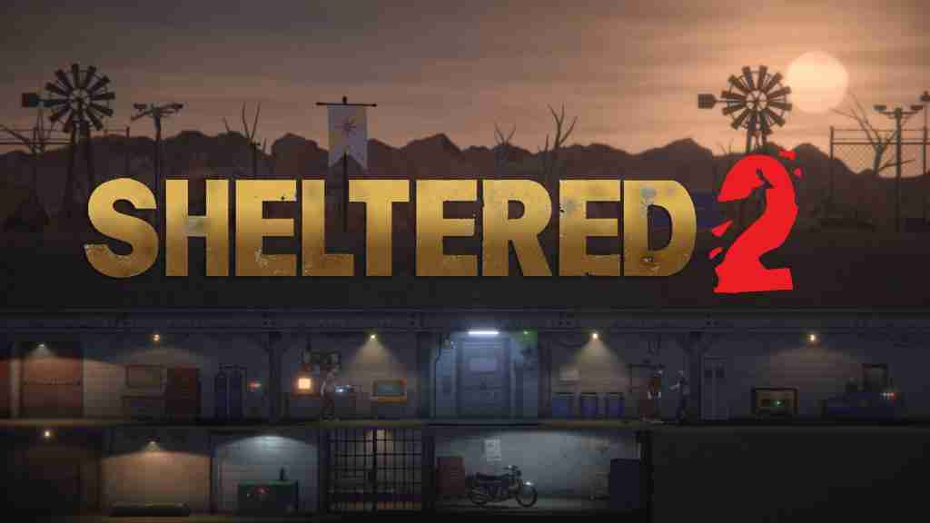 Sheltered 2 Launching