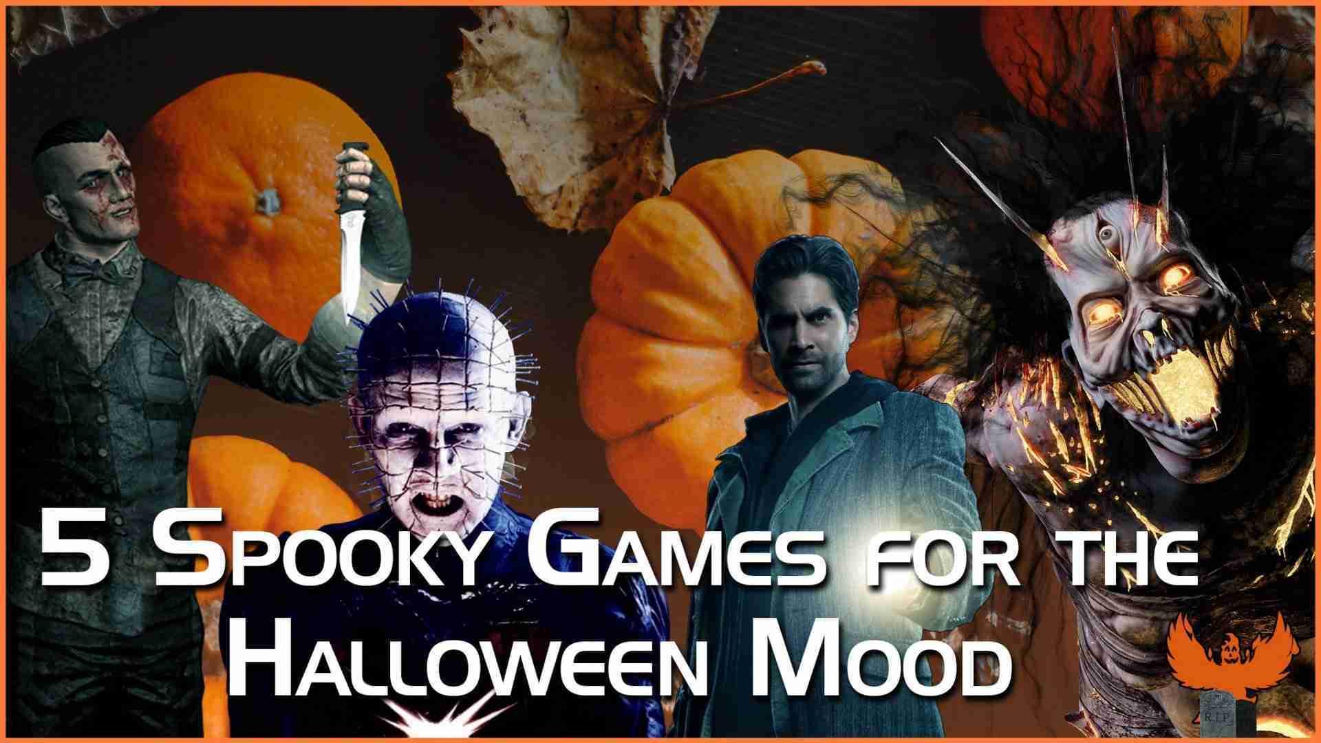5 Spooky